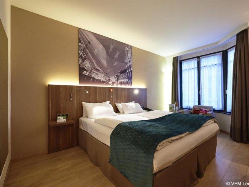 Holiday Inn Brüssel Schumann Wohnbeispiel