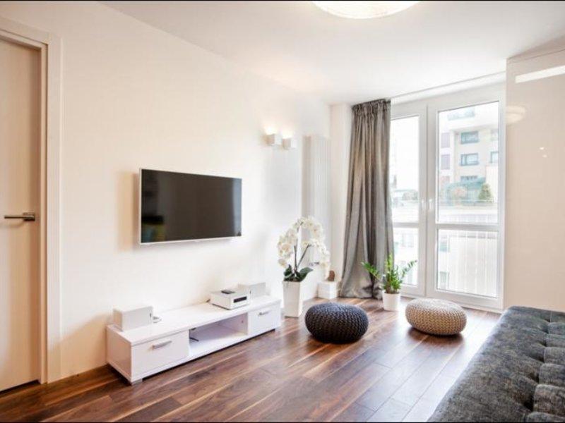 P&O Apartments Grzybowska Lux 3 Wohnbeispiel
