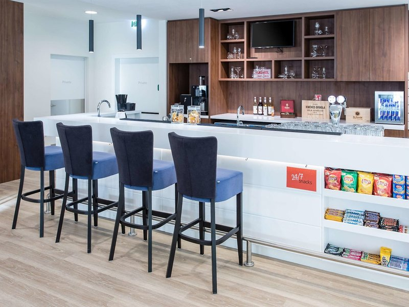 Hampton by Hilton Gdansk Oliwa Bar