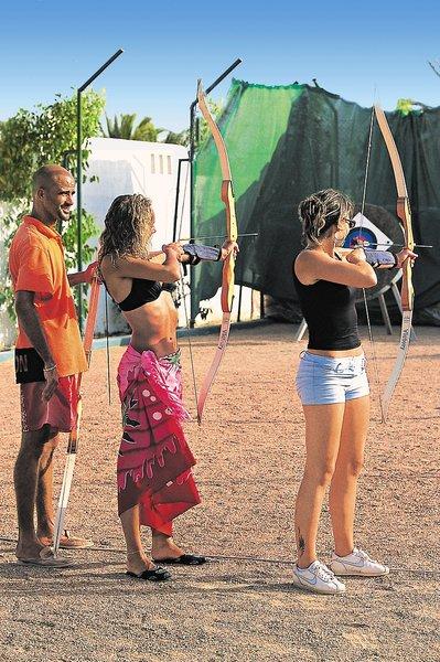 Vincci Djerba Resort Sport und Freizeit