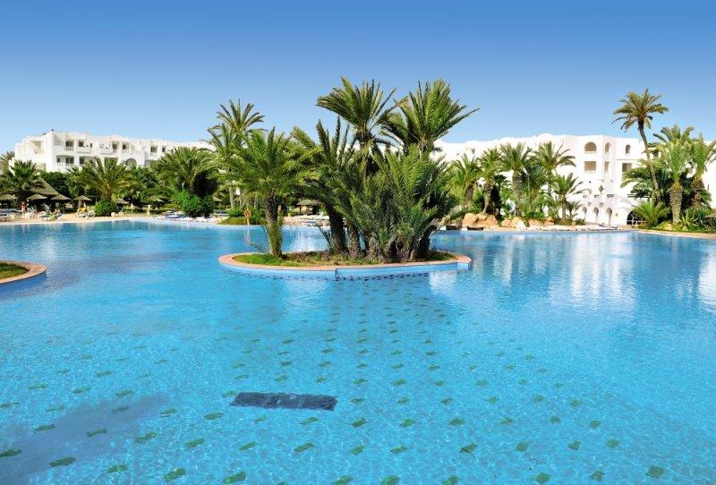 Vincci Djerba Resort Pool