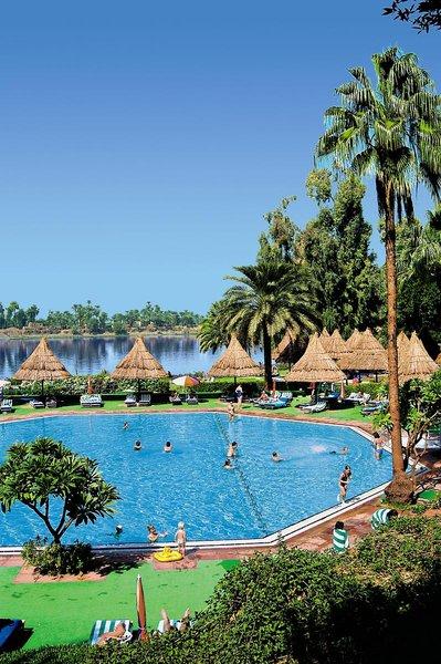 Jolie Ville Kings Island Luxor Pool