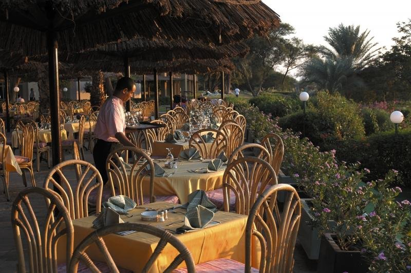 Jolie Ville Kings Island Luxor Terrasse