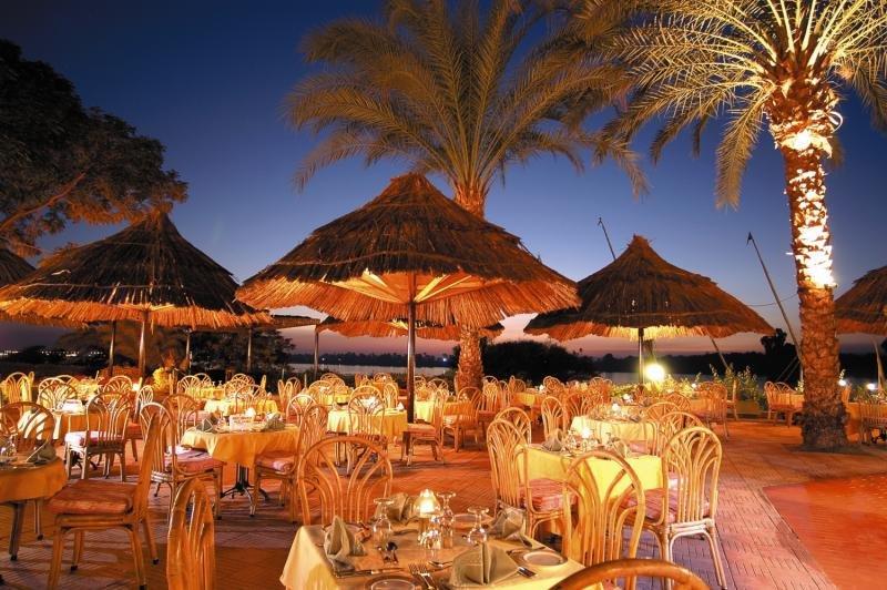 Jolie Ville Kings Island Luxor Restaurant