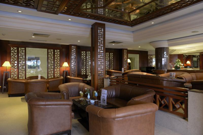 Vincci El Mansour Lounge/Empfang