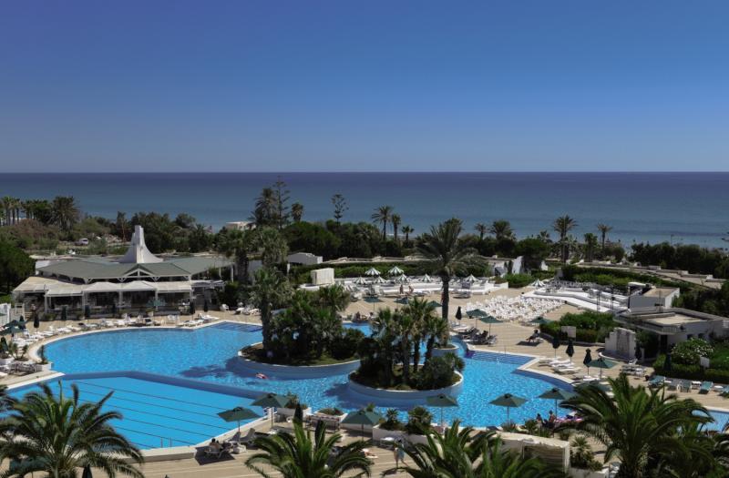 Vincci El Mansour Pool