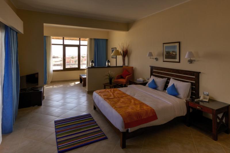 VIVA BLUE Resort & Diving Sports - Erwachsenenhotel Wohnbeispiel