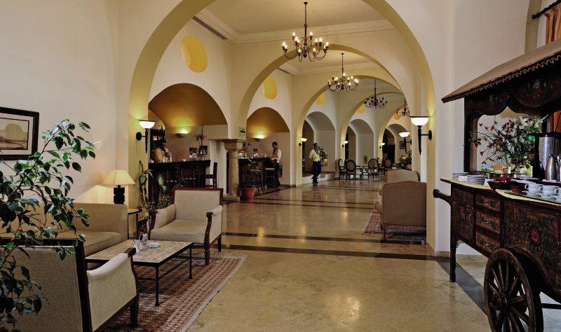 Medina Solaria & Thalasso Lounge/Empfang