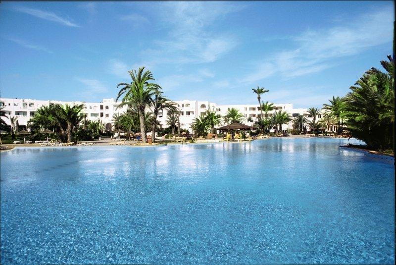 Vincci Djerba Resort Außenaufnahme
