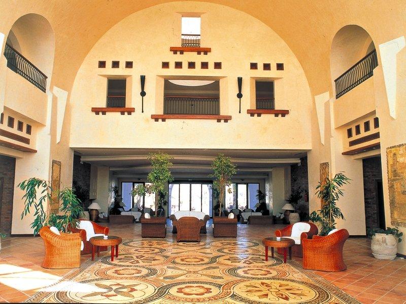 Vincci Djerba Resort Lounge/Empfang