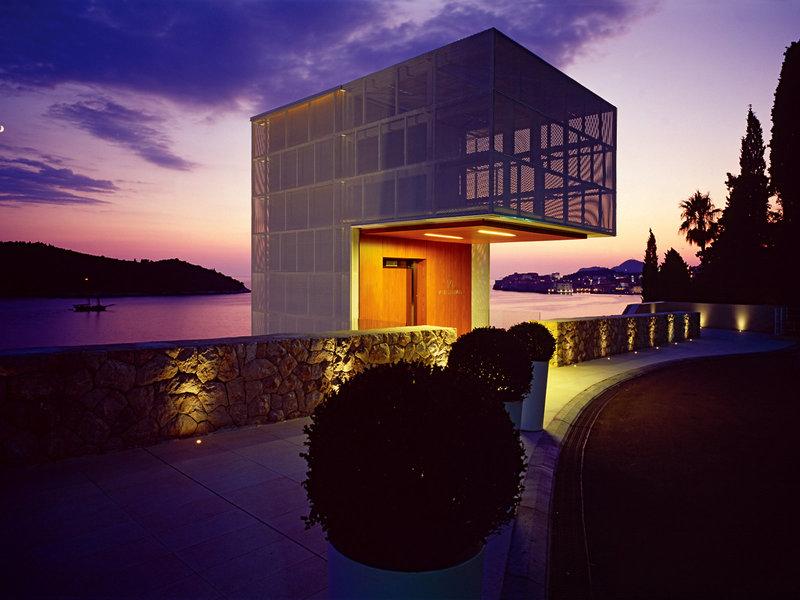 Villa Dubrovnik Außenaufnahme