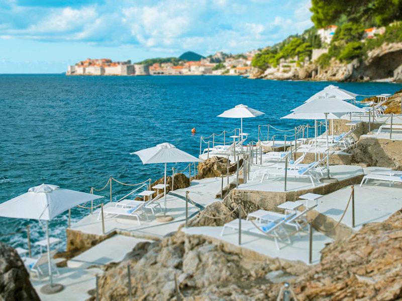Villa Dubrovnik Strand