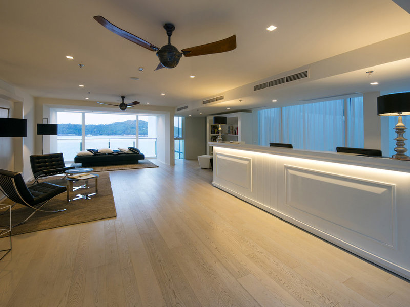 Villa Dubrovnik Lounge/Empfang
