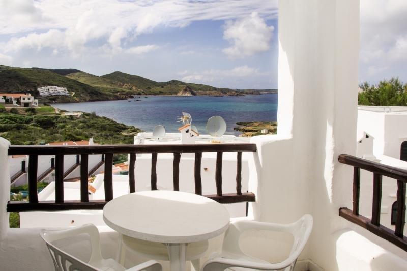 Carema Club Resort Terrasse
