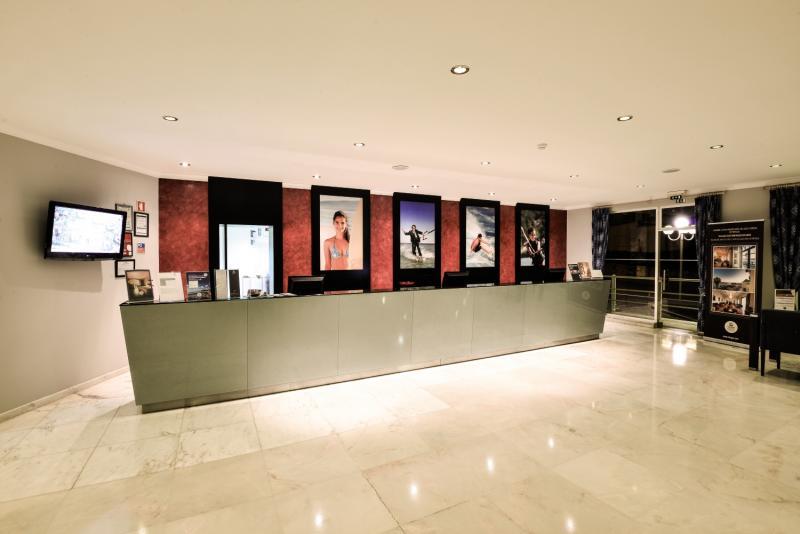 Vila Gale Nautico Lounge/Empfang