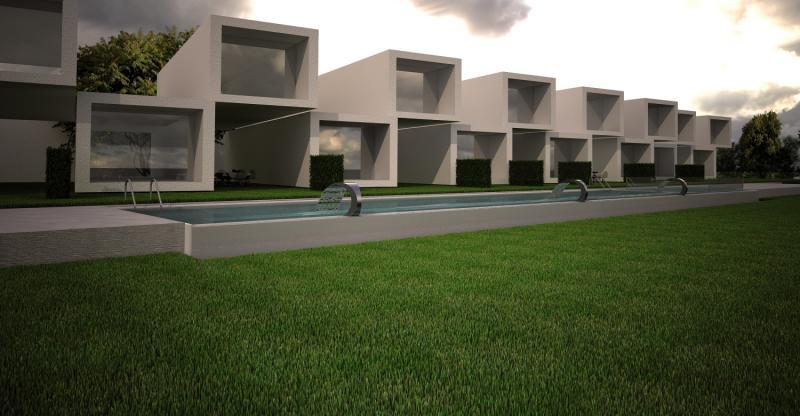 Aparthotel Oura Senses Außenaufnahme