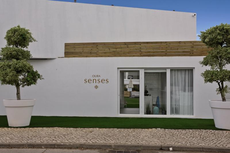 Aparthotel Oura Senses Lounge/Empfang