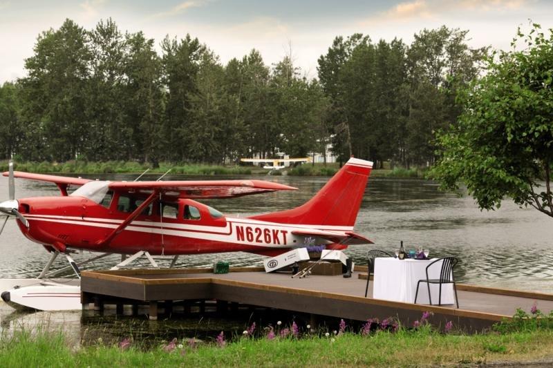 The Lakefront Anchorage Mietfahrzeug