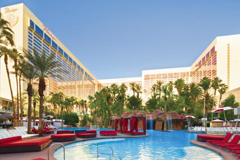 Flamingo Las Vegas & Casino Außenaufnahme