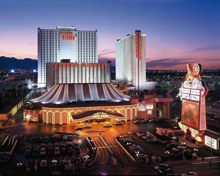 Circus Circus & Casino Terrasse
