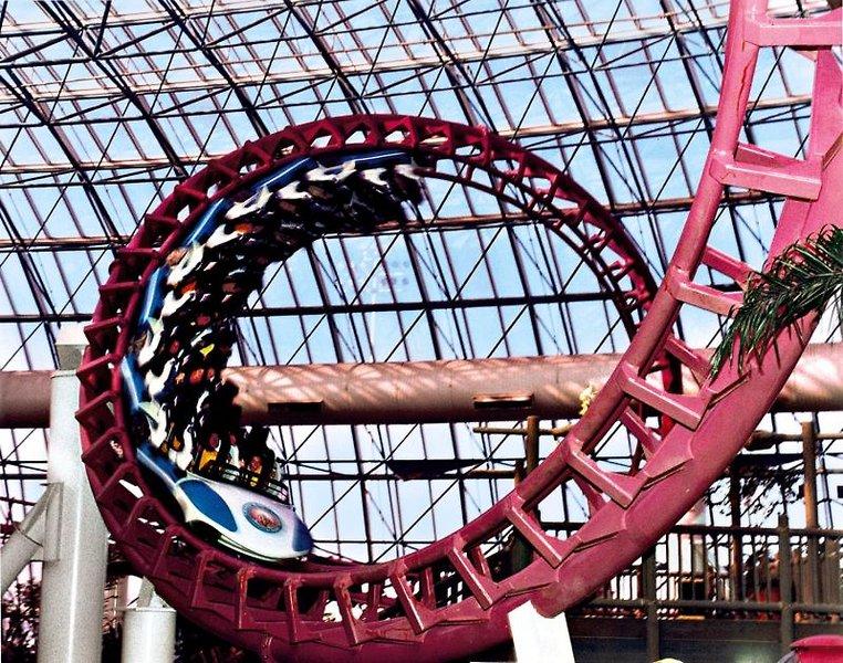 Circus Circus & Casino Hallenbad