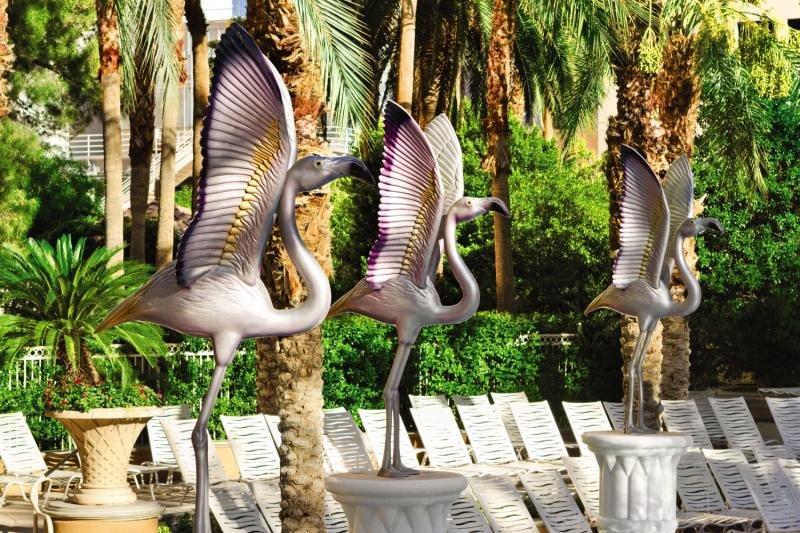 Flamingo Las Vegas & Casino Tiere