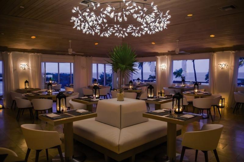 The Cove Eleuthera Lounge/Empfang