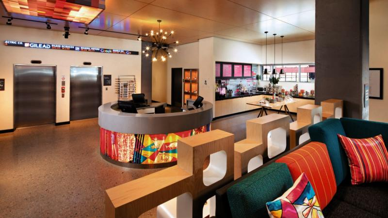 The Aloft Denver Downtown Restaurant