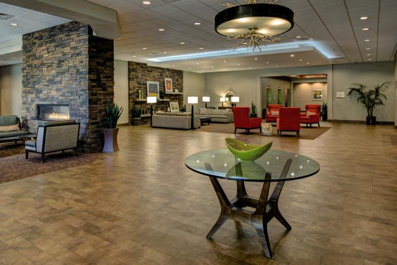 DoubleTree by Hilton Hotel Flagstaff Lounge/Empfang