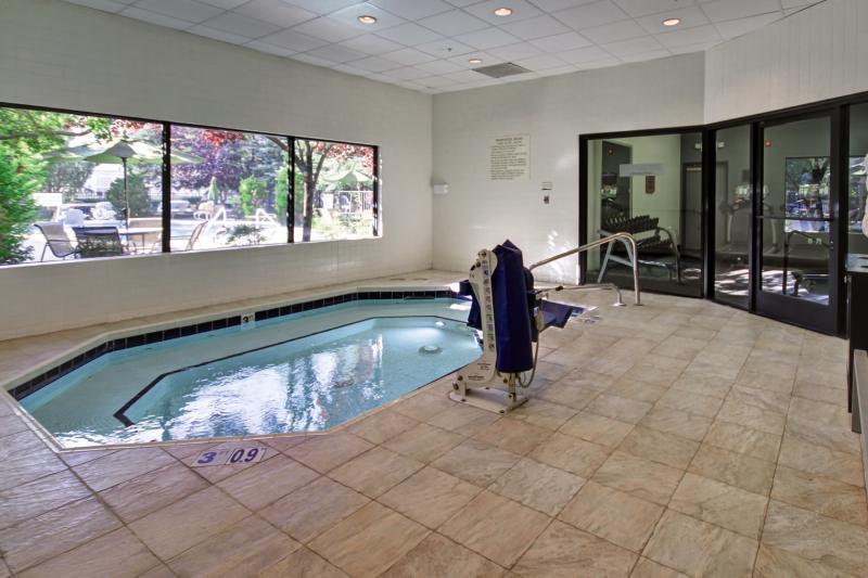 DoubleTree by Hilton Hotel Flagstaff Hallenbad