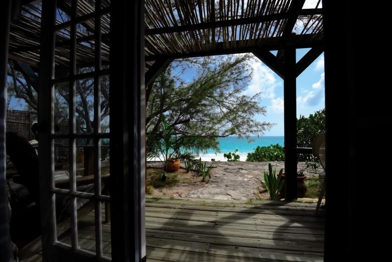 Pigeon Cay Beach Club Garten