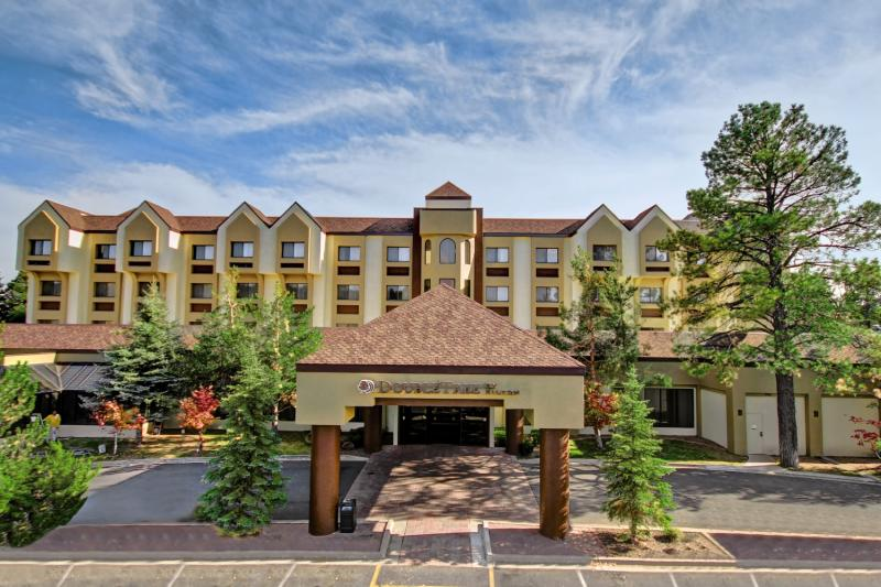 DoubleTree by Hilton Hotel Flagstaff Außenaufnahme