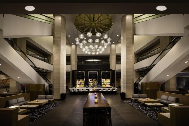 Hilton Anaheim Restaurant