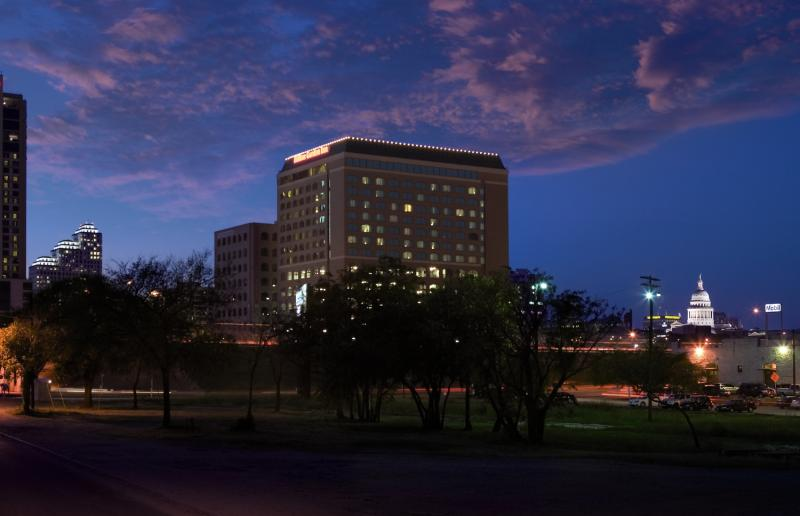 Hilton Garden Inn Austin Downtown/Convention Center Außenaufnahme
