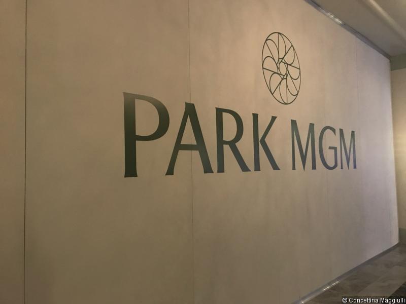 Park MGM Las Vegas  Außenaufnahme