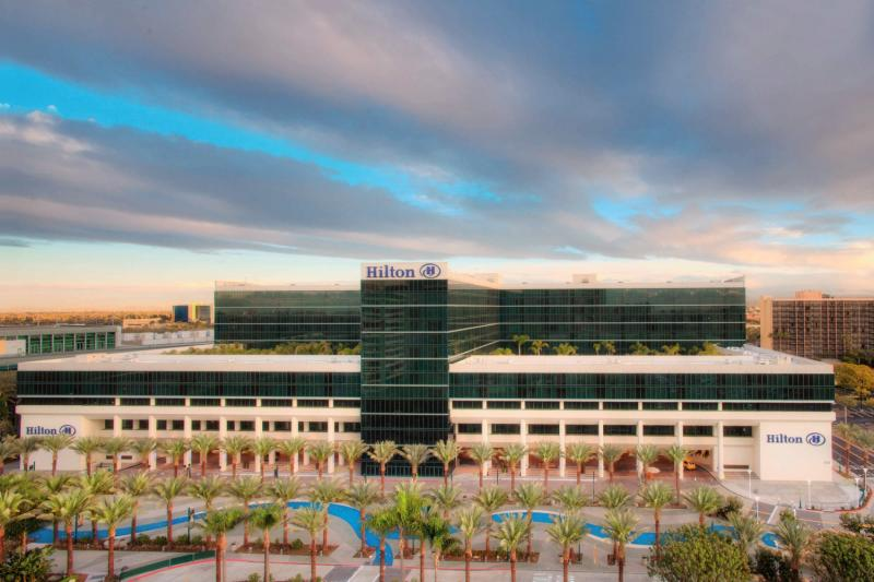 Hilton Anaheim Konferenzraum