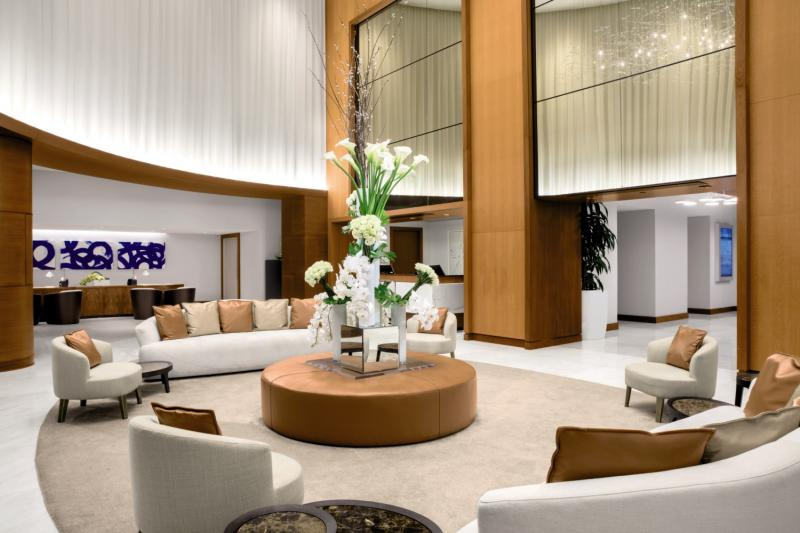 Conrad Fort Lauderdale Beach Lounge/Empfang