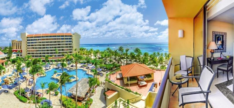 Barcelo Aruba  Außenaufnahme