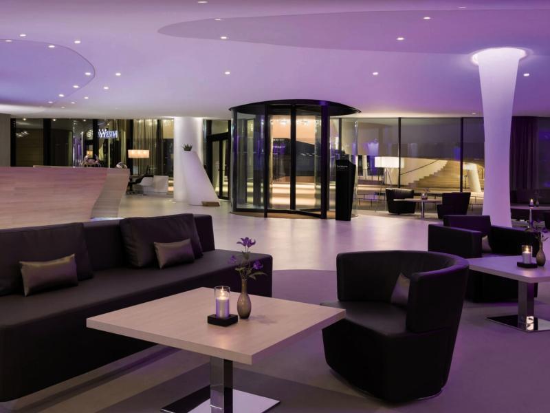 The Westin Hamburg Lounge/Empfang