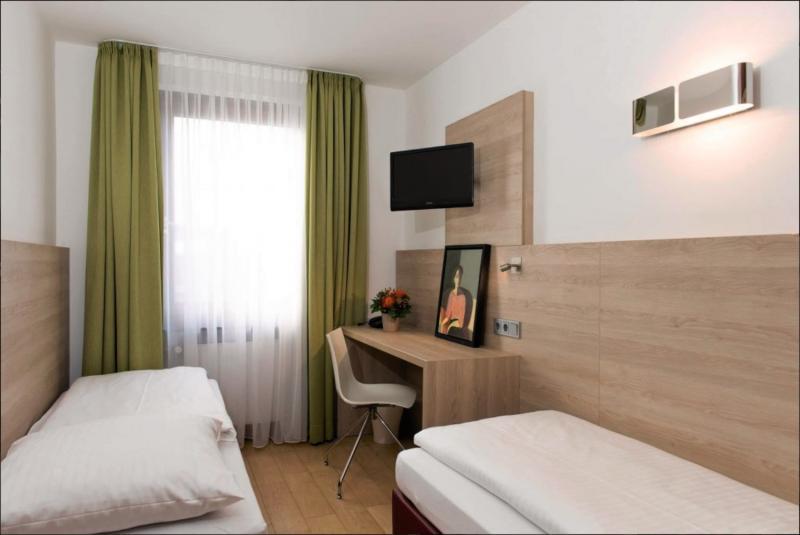 Hotel Amba Wohnbeispiel