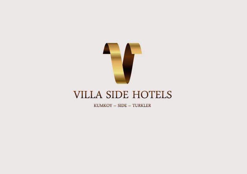 Villa Side Residence Logo