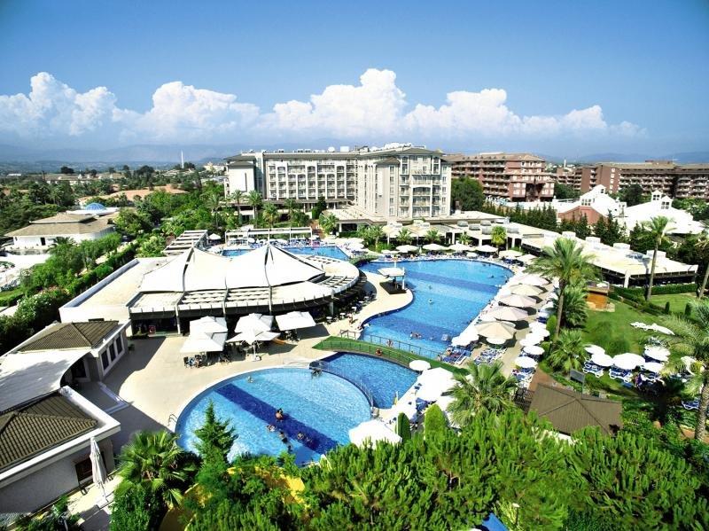 Sunis Elita Beach Resort Außenaufnahme