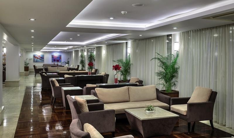 Sunis Elita Beach Resort Lounge/Empfang