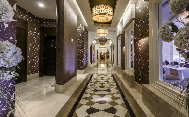 Villa Side Residence Lounge/Empfang