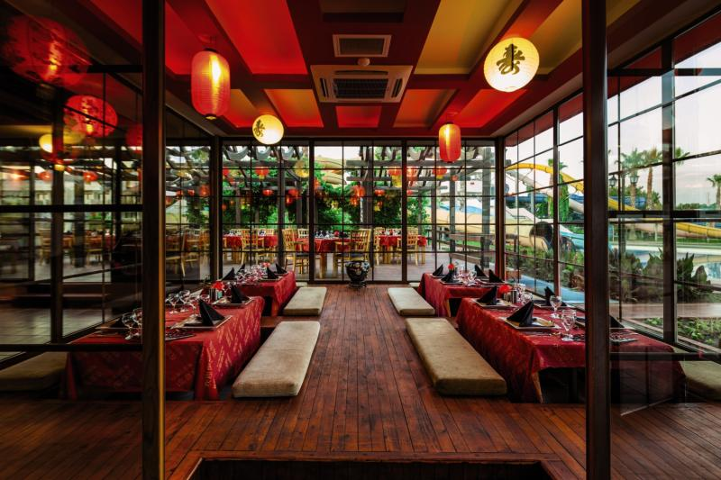 Turan Prince World Club Lounge/Empfang
