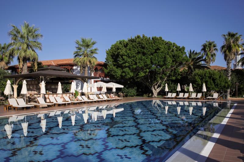 Ali Bey Park Manavgat Pool