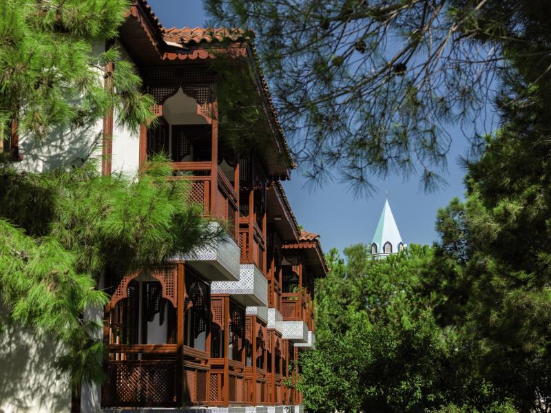 Ali Bey Park Manavgat Außenaufnahme