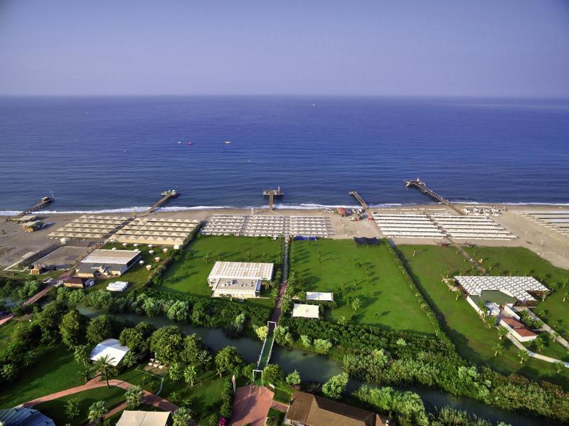 Sunis Elita Beach Resort Strand