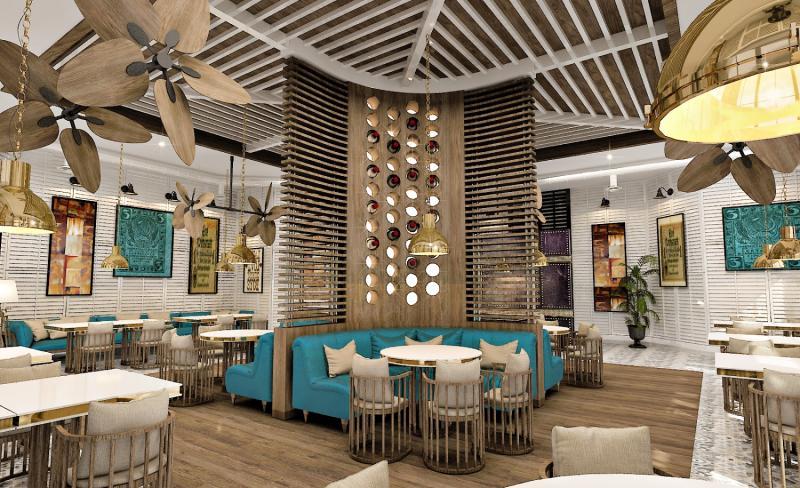 Side Star Elegance Restaurant