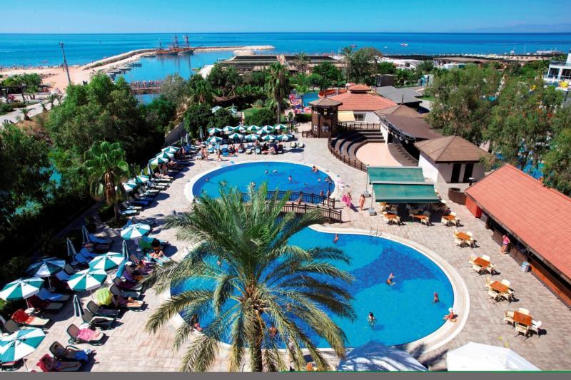 Seher Resort & Spa Pool